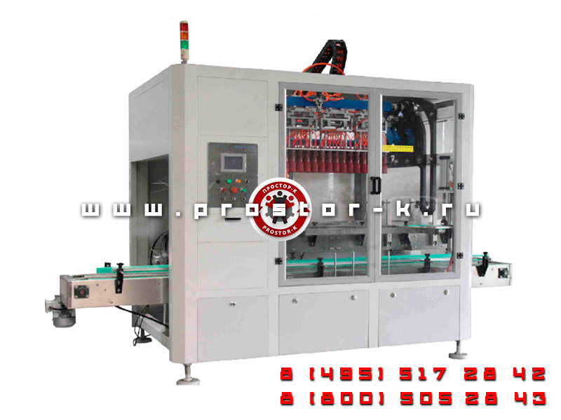 Top Load Case Packer (RSC)