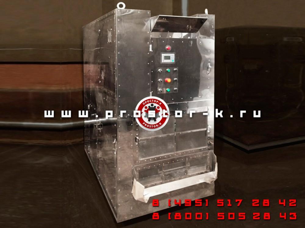 Автоматическая жарочная печь АЖ-200