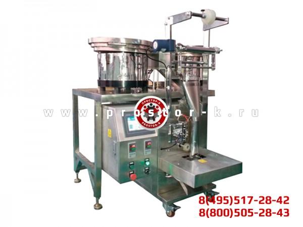 Автомат для упаковки метизной продукции и фурнитуры