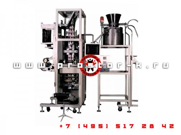 Автомат для производства пакетов дой-пак с зип-застежкой