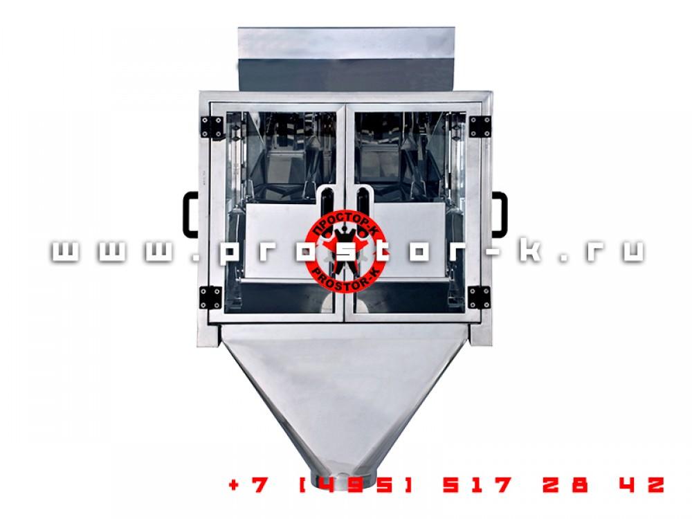 Линейный весовой дозатор JW-2 (двухпоточный)