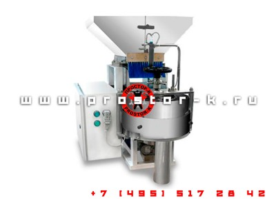 Объемный роторный клапанный дозатор