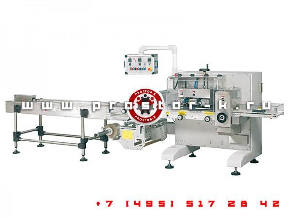 Универсальная горизонтальная упаковочная линия PROSTOR-600W