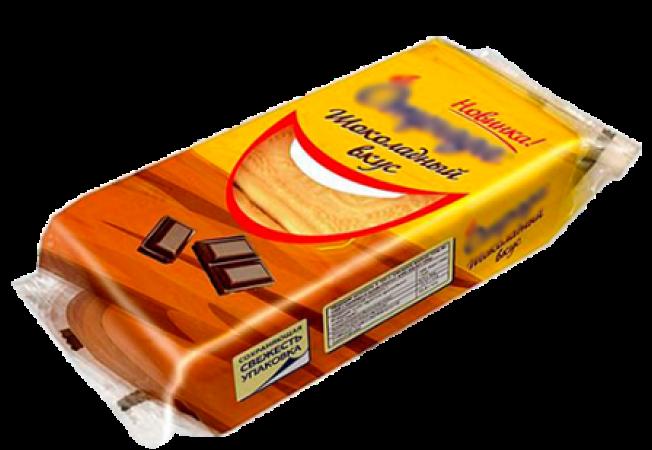Упаковка сахарного печенья — упаковочное оборудование