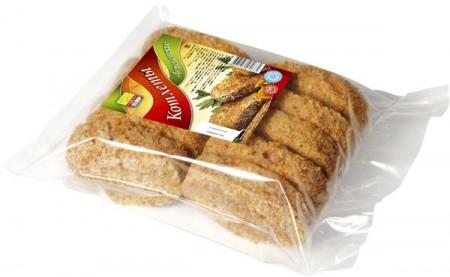 Упаковка для полуфабрикатов замороженных продуктов