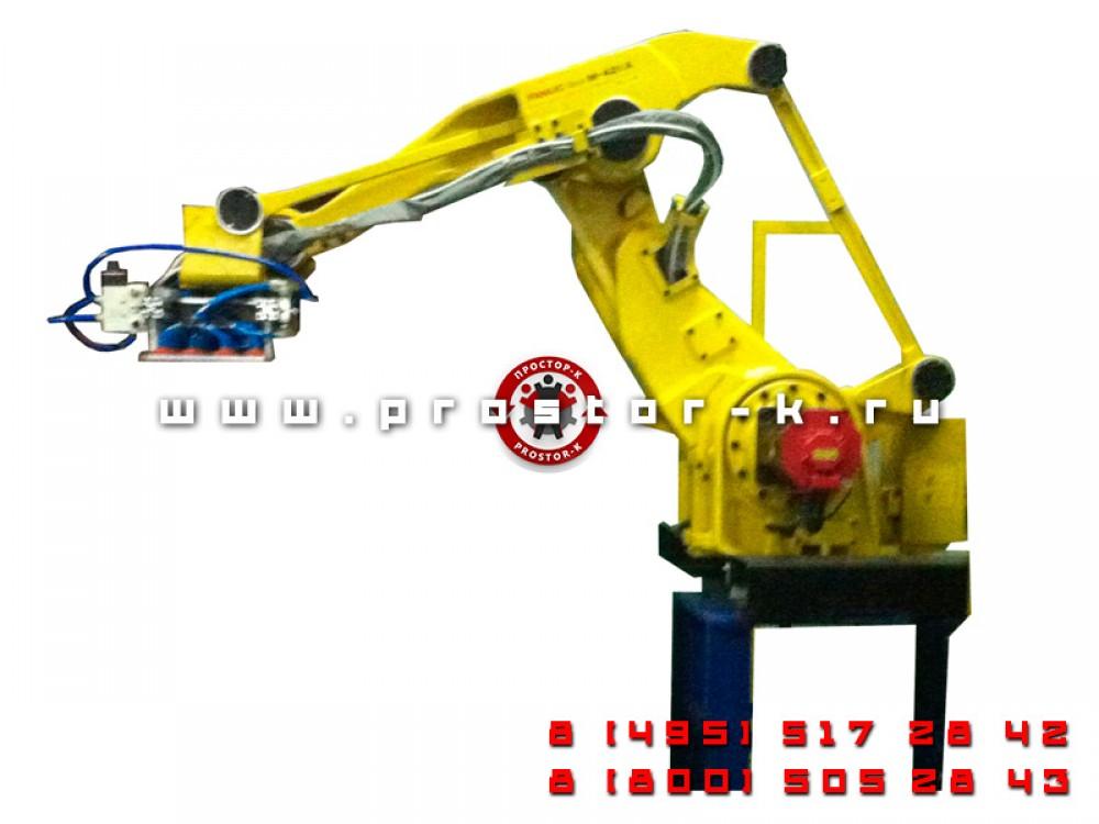 Robotic Case Packer — Упаковочное оборудование