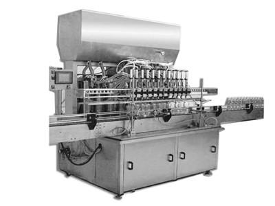 Линия розлива в ПЭТ тару до 3000 бутылок в час