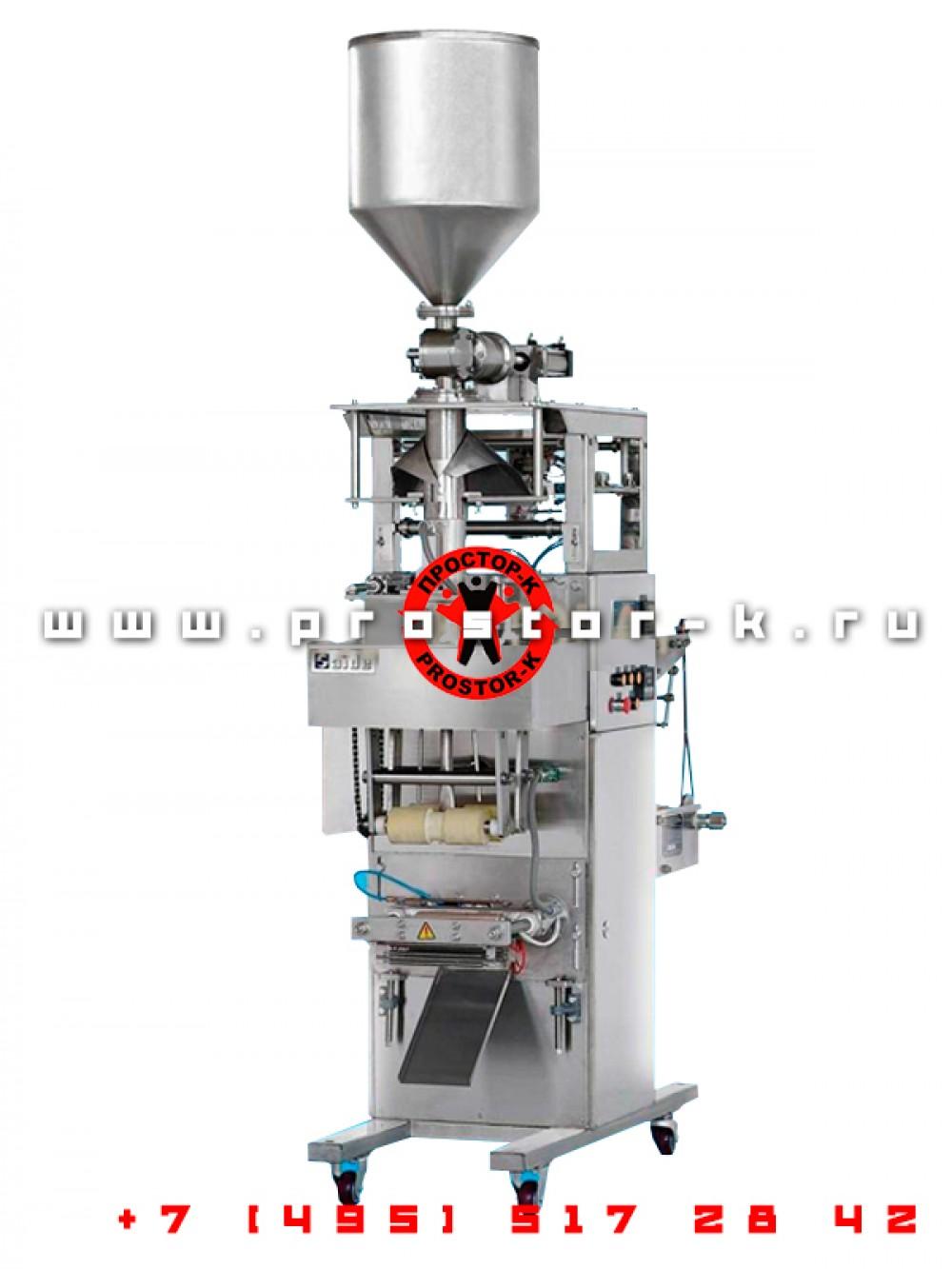 Дозирование и упаковка жидких продуктов в термосвариваемые пленки