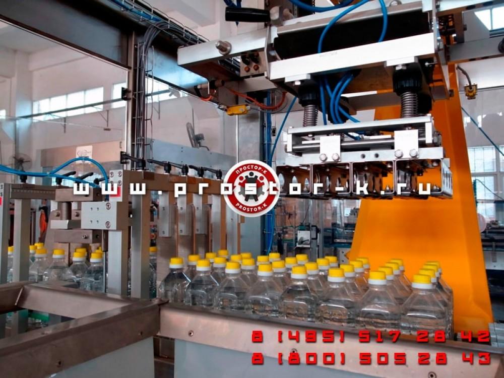 Top Load Case Packer — Упаковочное оборудование