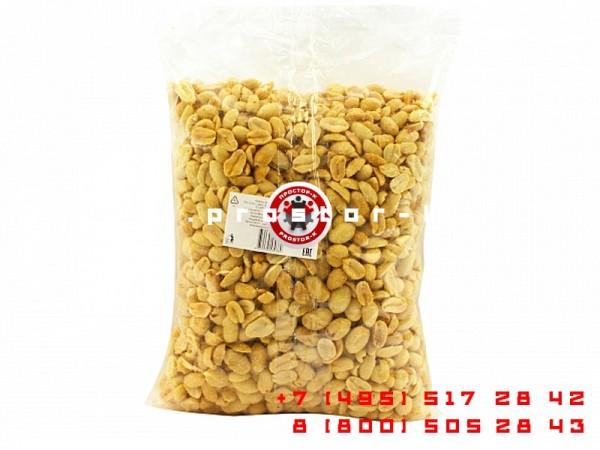 Линия упаковки арахиса в пакеты по 50 грамм