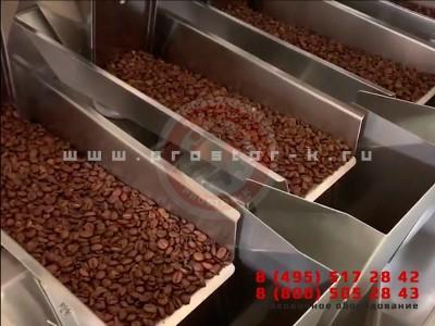 Фасовка кофе - оборудование и упаковка