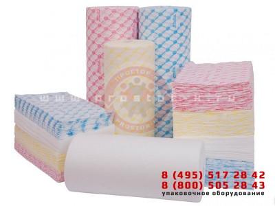 Упаковка одноразовых салфеток