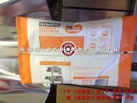 Групповая упаковка пельменей — PROSTOR-450 с нижней размоткой