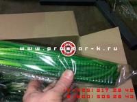 Упаковка перьевого лука в коррекс