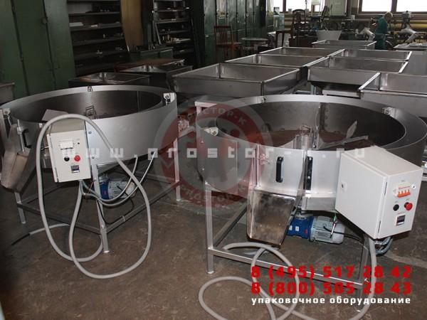 Оборудование для упаковки семечек