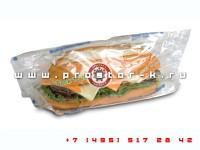 Запуск машины для упаковки сэндвичей в городе Алексин