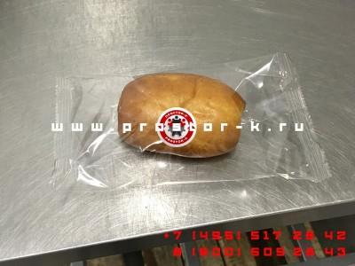 Упаковка сосисок в тесте, пиццы, самсы