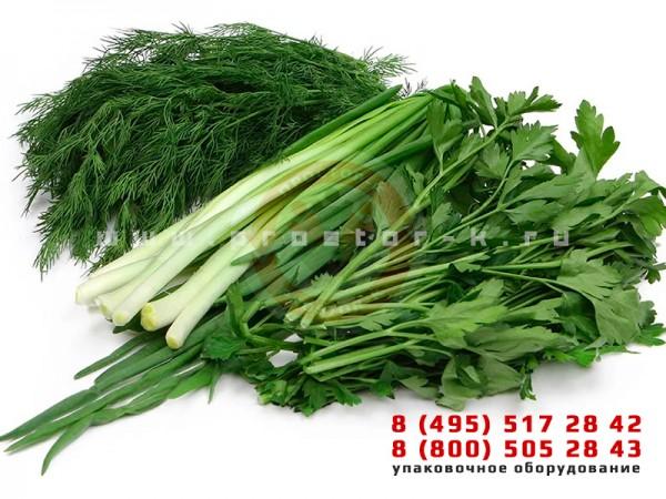 Упаковка зелени в г. Челябинск
