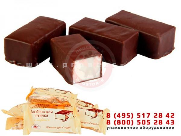 Упаковка конфет — упаковочное оборудование «Простор-К»