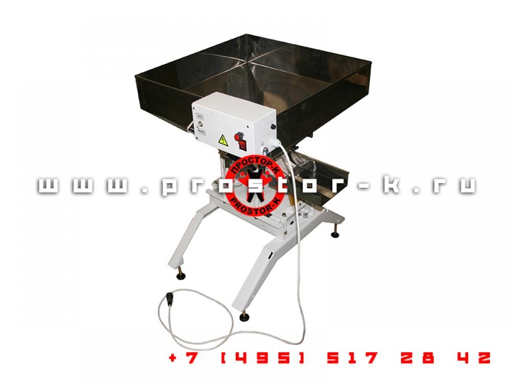 Вибробункер (вибропитатель) — упаковочное оборудование