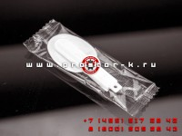 Упаковка складных одноразовых ложек